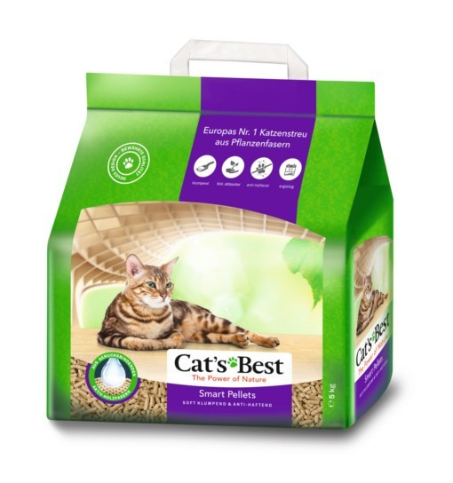 JRS Cat's Best Smart Pellets