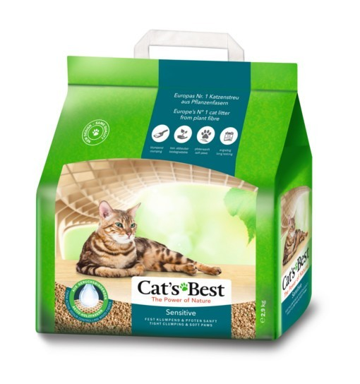 JRS Cat's Best Sensitive 8L