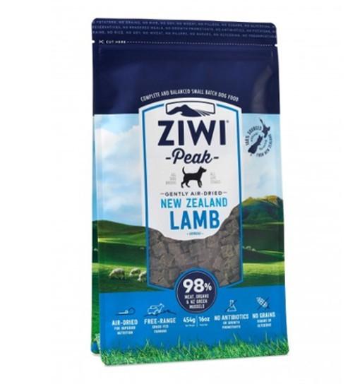 Ziwi Peak Lamb - delikatnie suszona powietrzem jagnięcina