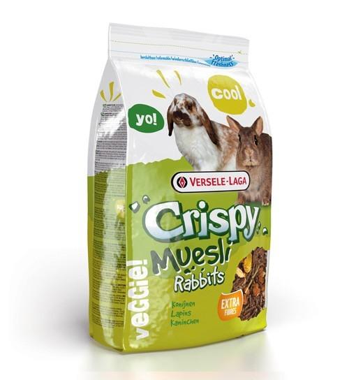 Versele-Laga Crispy Muesli Rabbits - mieszanka dla królików miniaturowych