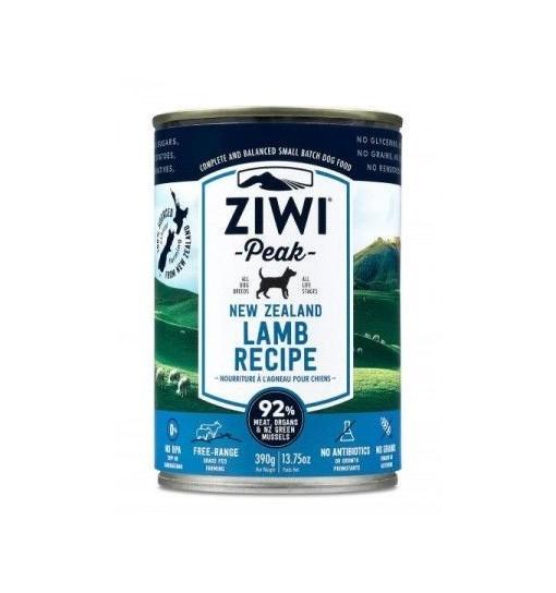 Ziwi Peak Lamb - jagnięcina w puszce 390g
