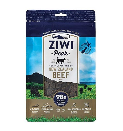 Ziwi Peak Beef Cat - wołowina 400g