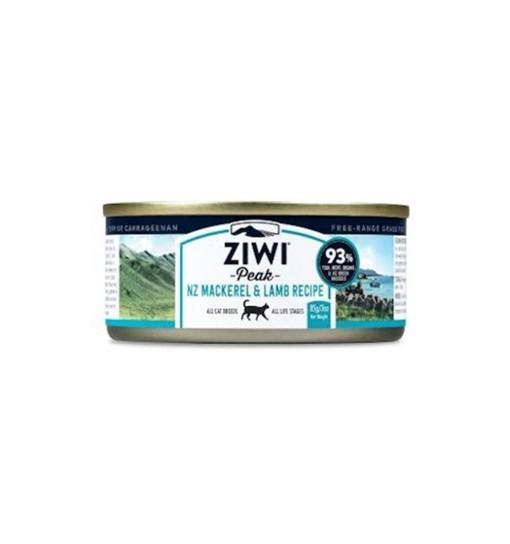 Ziwi Peak Mackerel&Lamb Cat - makrela i jagnięcina w puszce