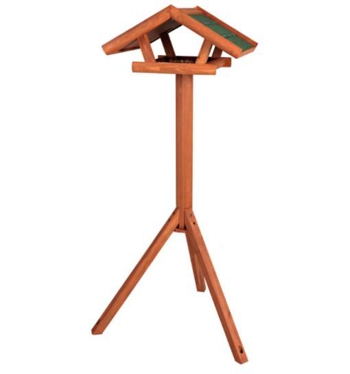 Trixie Natural - karmnik dla ptaków na trójnogu