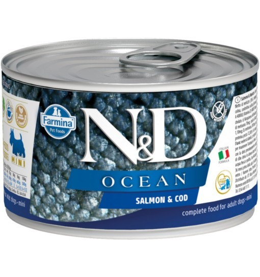 N&D OCEAN SALMON & CODEFISH Adult Dog