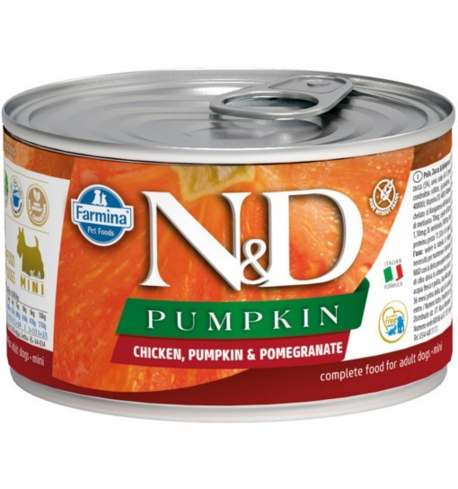 N&D PUMPKIN CHICKEN & POMEGRANATE Adult Dog