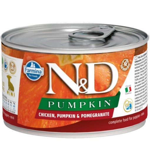 N&D PUMPKIN CHICKEN & POMEGRANATE Puppy