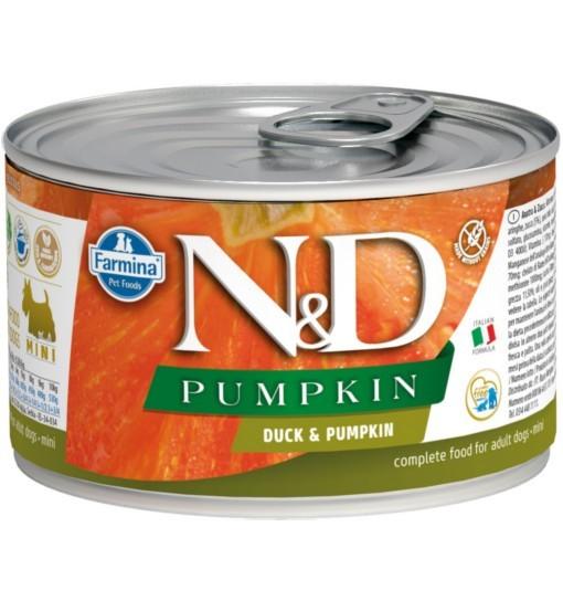 N&D PUMPKIN DUCK & PUMPKIN Adult Dog