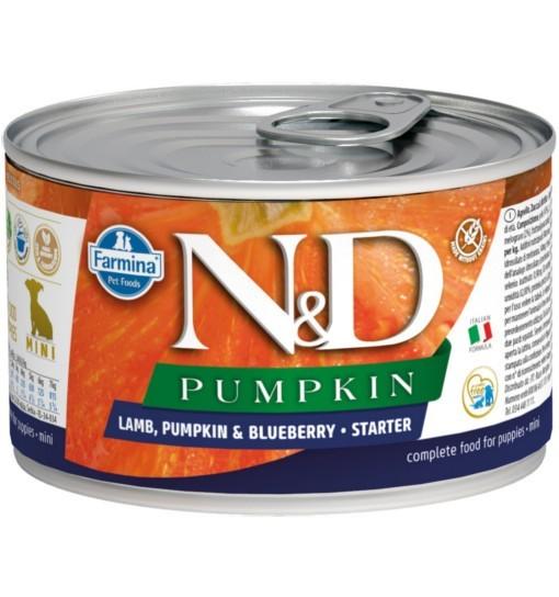 N&D PUMPKIN LAMB & BLUEBERRY Starter