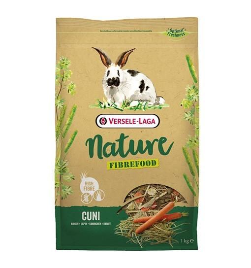 Versele-Laga Cuni Nature Fibrefood - pokarm LIGHT/SENSITIVE dla królików miniaturowych