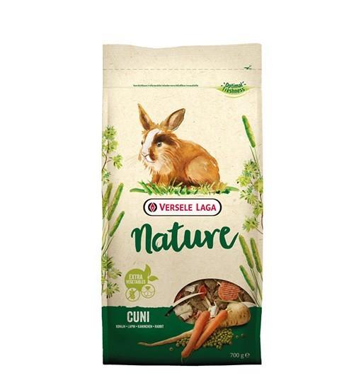 Versele-Laga Cuni Nature - pokarm dla królików miniaturowych