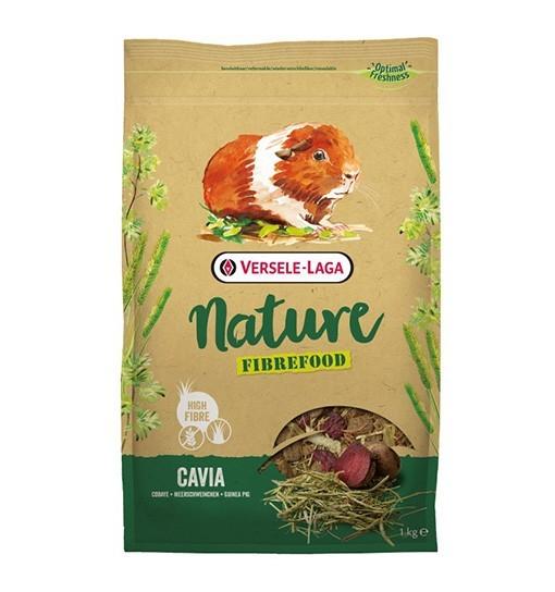 Versele-Laga Cavia Nature Fibrefood - pokarm LIGHT/SENSITIVE dla kawii domowych