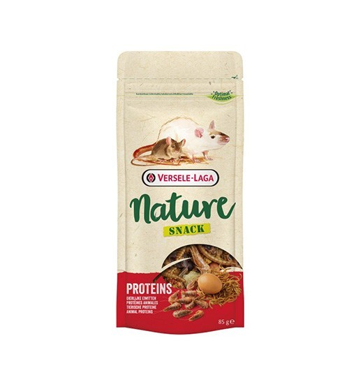 Versele-Laga Nature Snack Proteins 85g - przysmak wysokobiałkowy