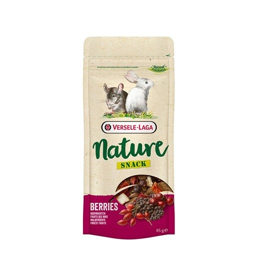 Versele-Laga Nature Snack Berries 85g - przysmak jagodowy