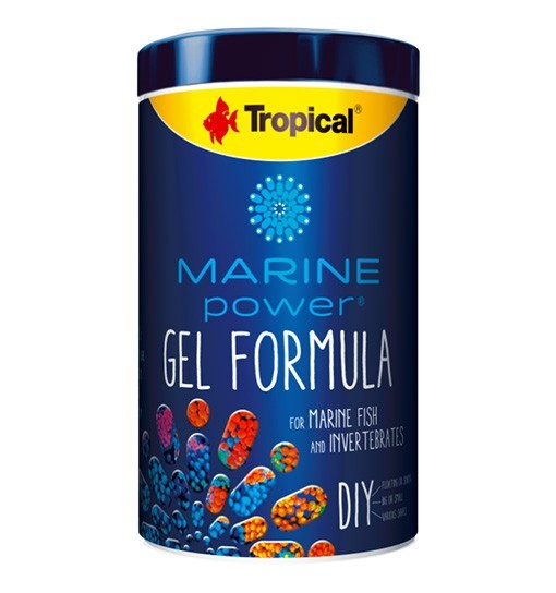 Tropical Marine Power Gel Formula 1000ml / 105g (3x35g)