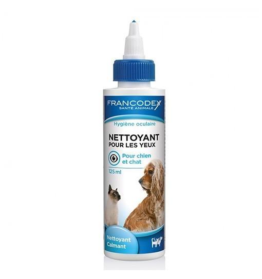 Francodex Płyn do mycia uszu psów i kotów 125 ml