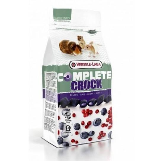 Crock Complete Berry 50g - przysmak z jagodami dla królików i gryzoni