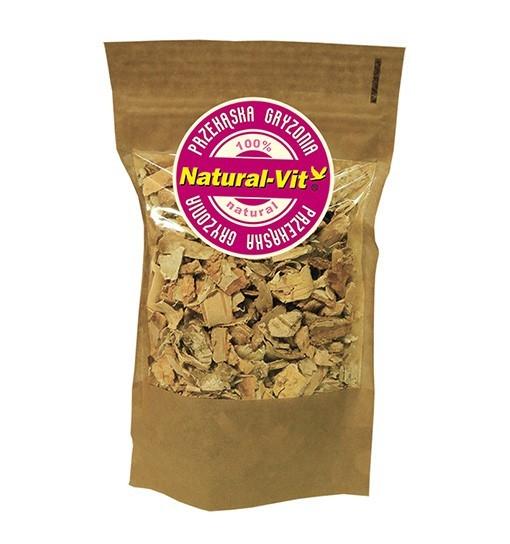 Natural-vit przekąski - suszona kora brzozy 60g