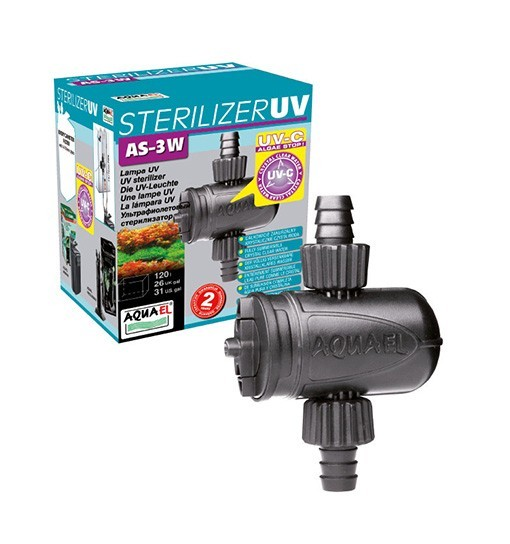 Sterylizator UV AS - 3W