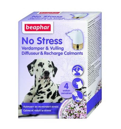 Beaphar No Stress Diffuser Starter Pack Dog 30 ml - aromatyzer behawioralny dla psów