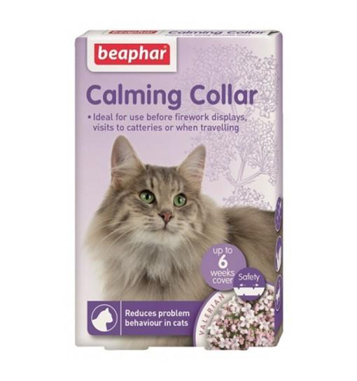 Beaphar Calming Collar - obroża relaksacyjna dla kotów