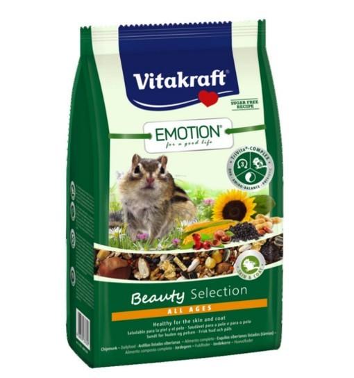 Vitakraft Emotion Beauty 600g - karma dla wiewiórki