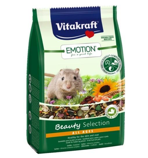 Vitakraft Emotion Beauty 300g - karma dla myszoskoczka