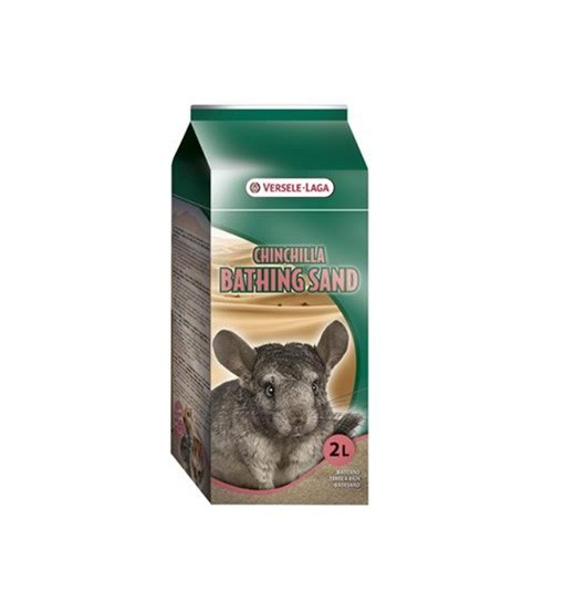 Versele-Laga Chinchilla Bathing Sand 1,3kg - piasek dla szynszyli