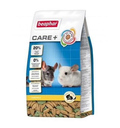 Beaphar CARE+ CHINCHILLA 1,5kg - karma dla szynszyli