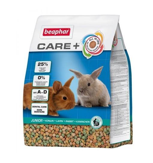 Beaphar CARE+ RABBIT JUNIOR 1,5 kg - karma dla młodych królików