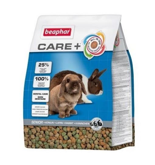 Beaphar CARE+ RABBIT SENIOR 1,5 kg - karma dla królików seniorów powyżej 6 lat