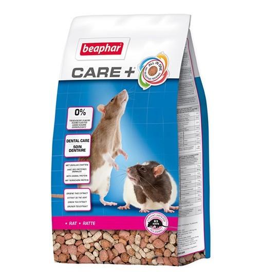 Beaphar CARE+ RAT 700g - karma dla szczurów