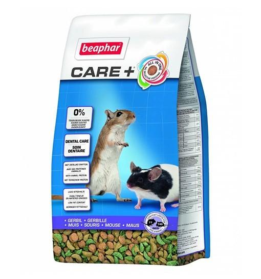 Beaphar CARE+ GERBIL/MOUSE 250g - karma dla myszoskoczek i myszy