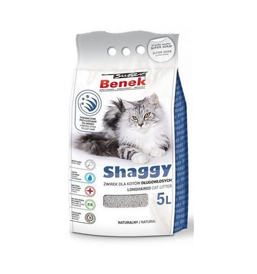 Benek Shaggy 5l - naturalny