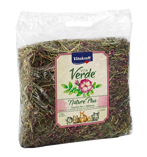 Vitakraft Vita Verde siano z dziką różą 500g