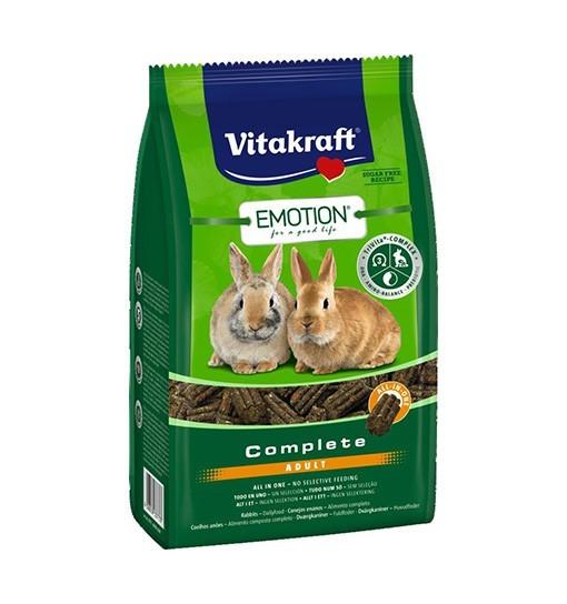 Vitakraft Emotion Complete 800g - karma dla królika