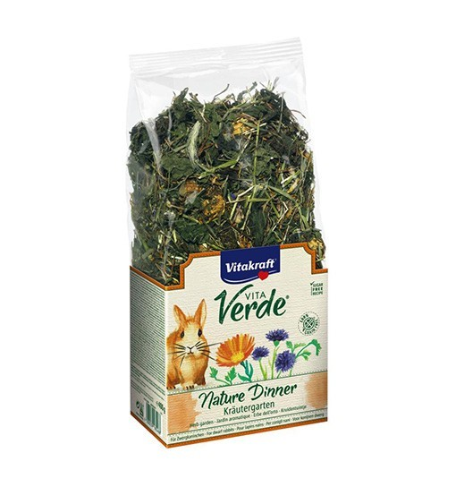 Vitakraft Nature Dinner - zioła ogrodowe dla królika 400g