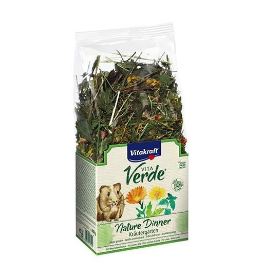 Vitakraft Nature Dinner - zioła ogrodowe dla świnki morskiej 400g