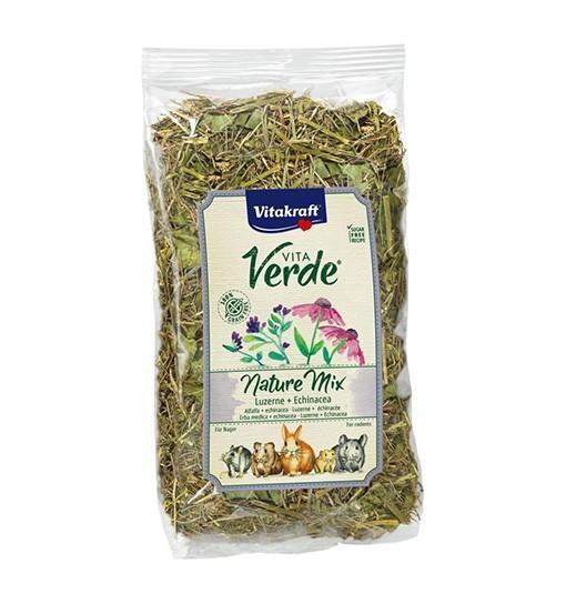 Vitakraft Vita Verde Nature Mix 70g - mieszanka lucerna/jeżówka dla gryzoni