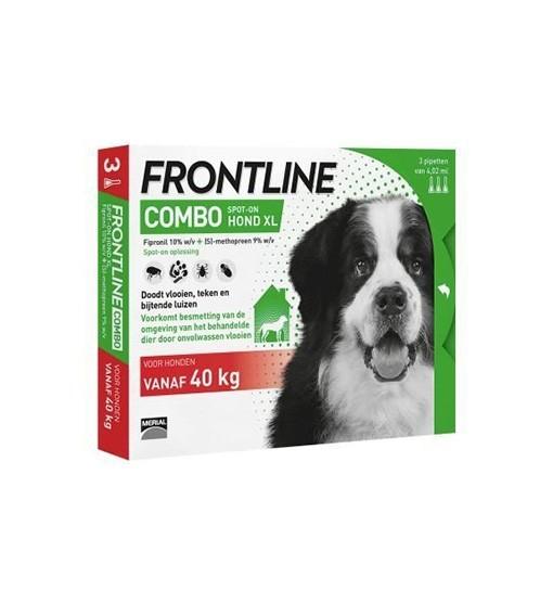 Frontline COMBO dla psów XL (dla psów powyżej 40 kg)