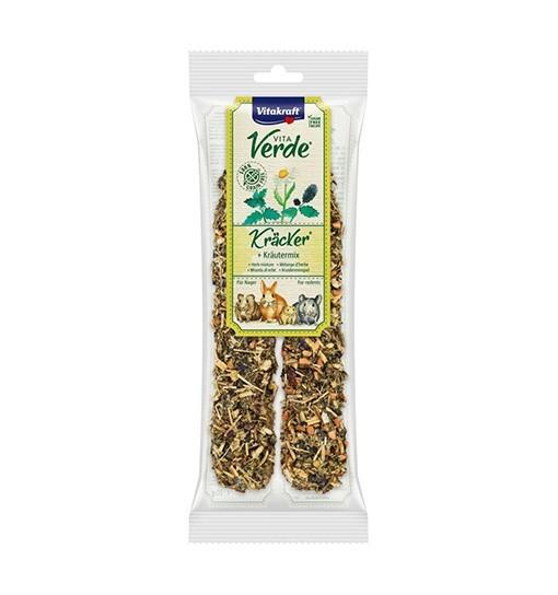 Vitakraft Vita Verde Kracker 80g - mix ziół dla gryzoni