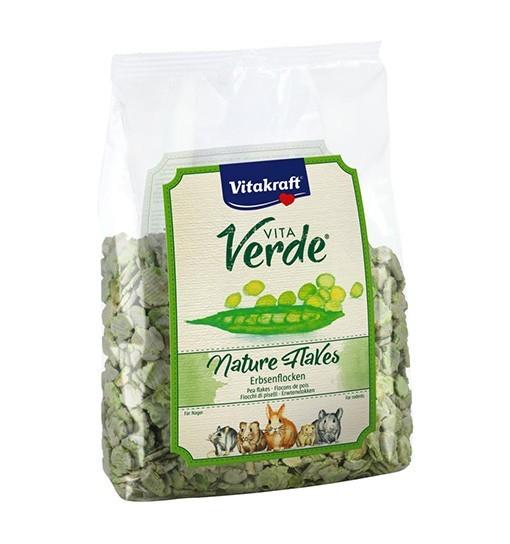 Vitakraft Vita Verde Nature Flakes 500g - płatki groszku