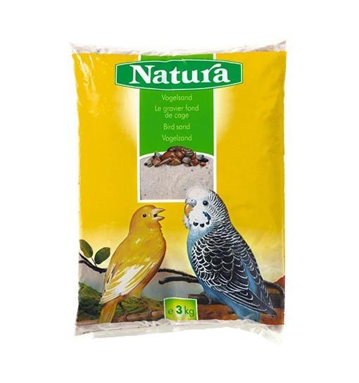 Vitakraft NATURA SAND piasek z muszlami dla ptaków 3kg