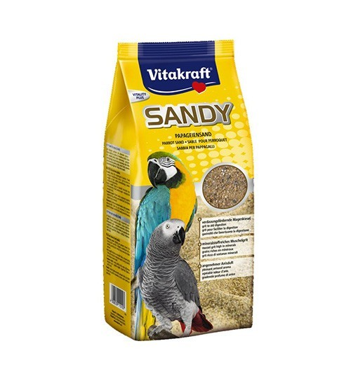 Vitakraft SANDY piasek dla dużych papug 2,5kg