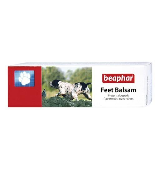 Beaphar Feet Balsam 40 ml - wazelinowy balsam do pielęgnacji łap dla psów