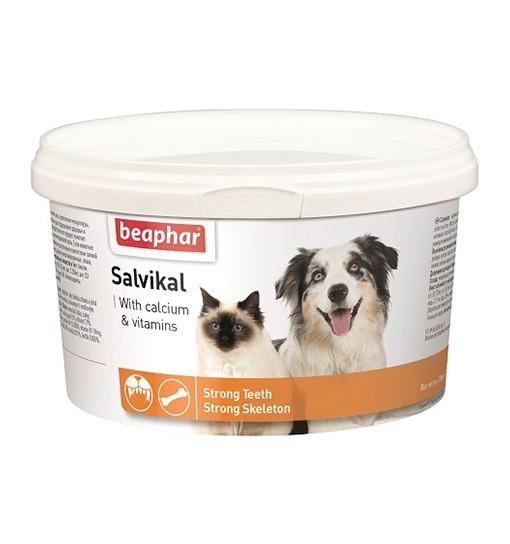 Beaphar Salvikal 250g - preparat mineralno-witaminowy