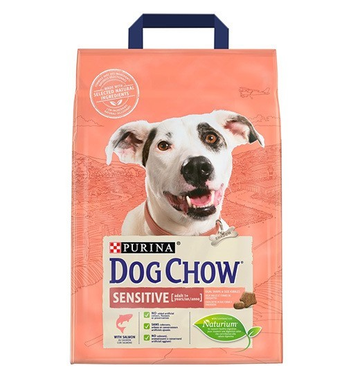 DOG CHOW SENSITIVE Łosoś