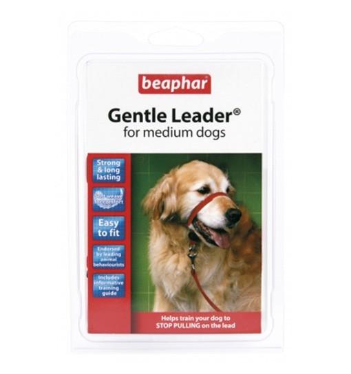 Beaphar Gentle Leader M - obroża uzdowa dla psów