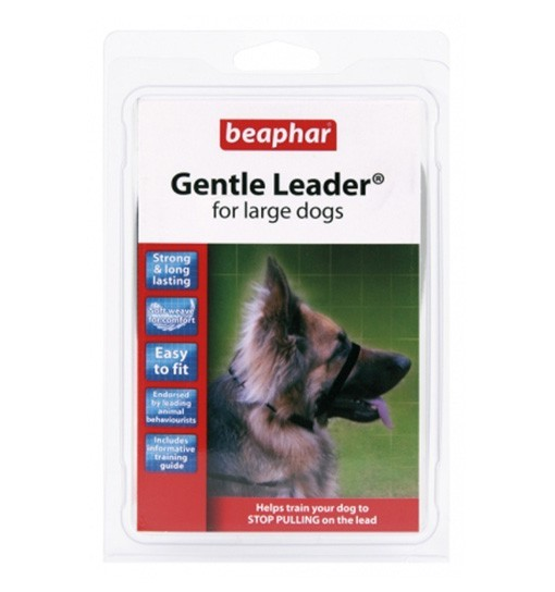 Beaphar Gentle Leader L - obroża uzdowa dla psów