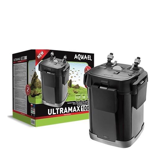 Aquael Ultramax 1000 - filtr zewnętrzny